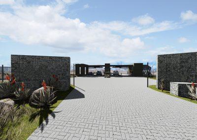 Game Reserve Gatehouse _ N19-20