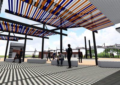 SMU Student Pavilion _ N18-13