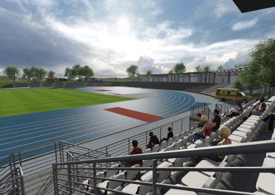 Pietermaritzburg Athletics Stadium _ N12-63