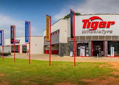 Tiger Wheel & Tyre White River